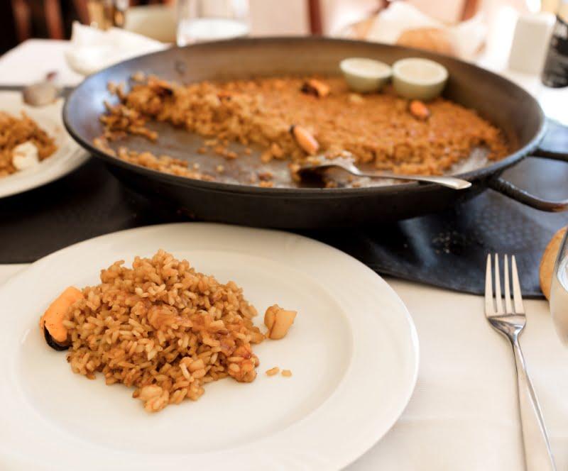 Participamos en la Semana Gastronómica del arròs a banda