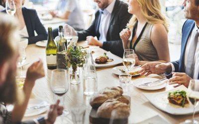 Las mejores comidas o cenas de empresa… ¿Dónde?