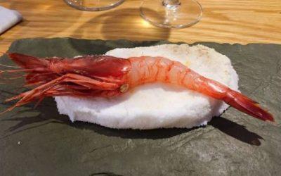 Gamba roja de Dénia del mar a tu mesa