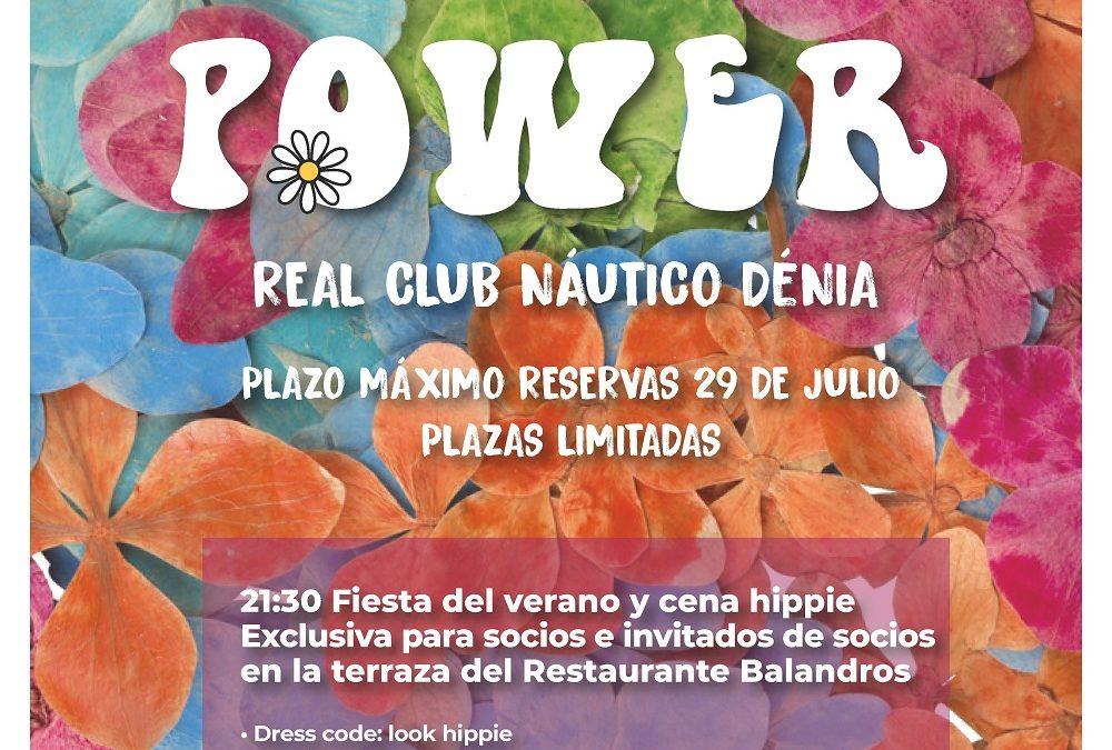 Fiesta Flower Power Dénia: la gente puso el alma; Balandros, la frescura y el sabor