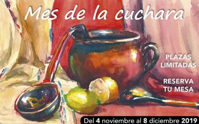 VI edición del mes de la cuchara en Balandros.